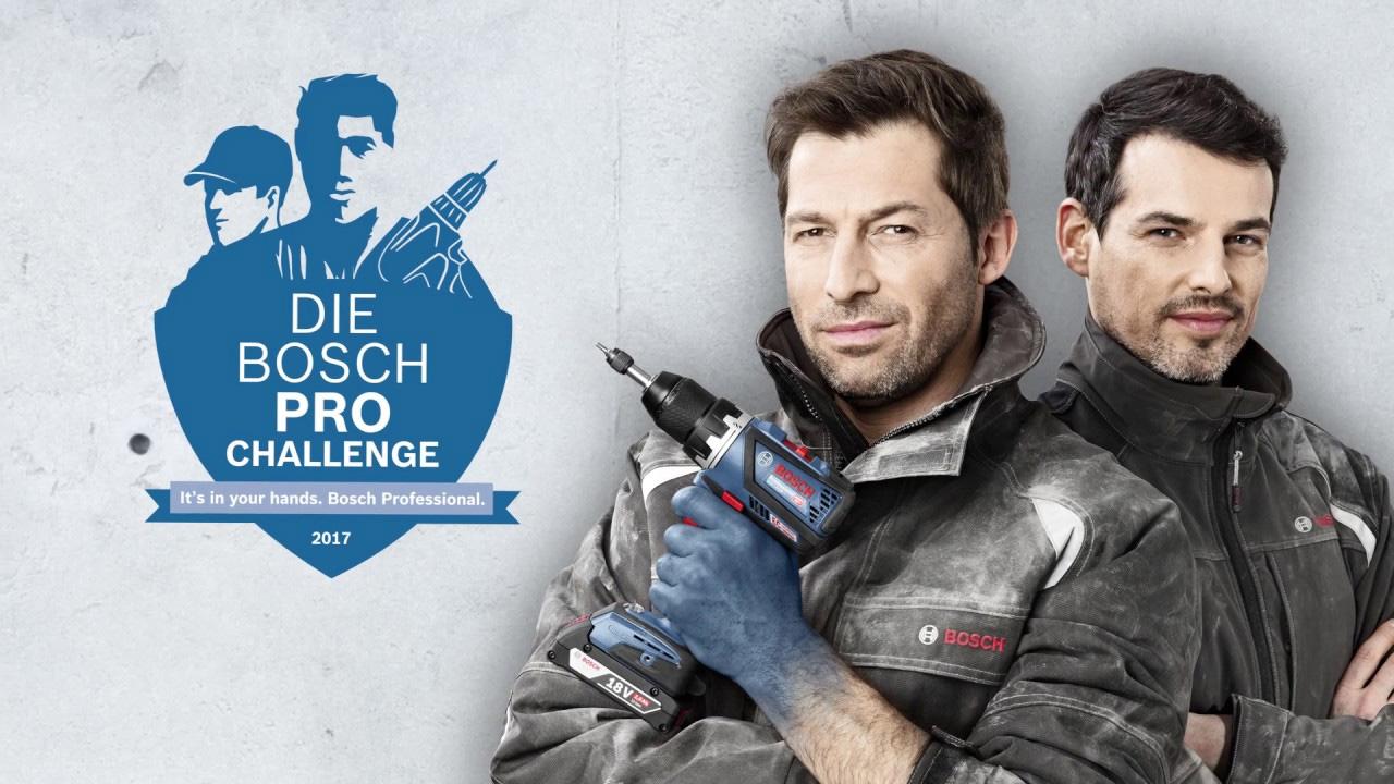 Bosch Profi Challenge