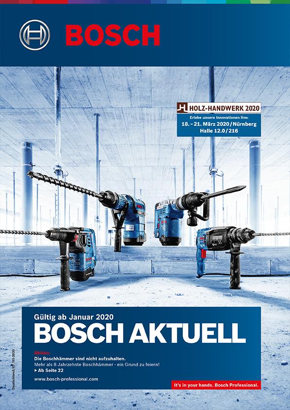 Bosch Katalog 2020
